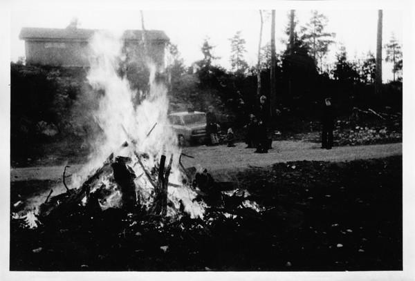 Valborg 1978, foto HA