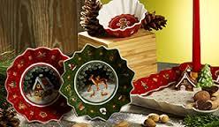 Fynd(?) från Villeroy & Bocks julbutik i Mettlach, Tyskland.