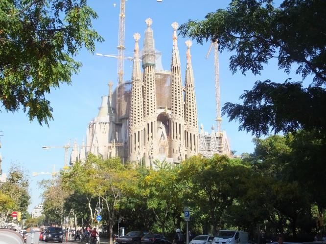 Barcelona, oktober 2014