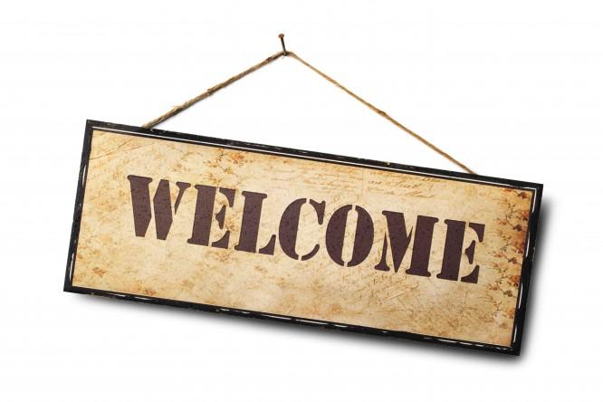 Välkomna!