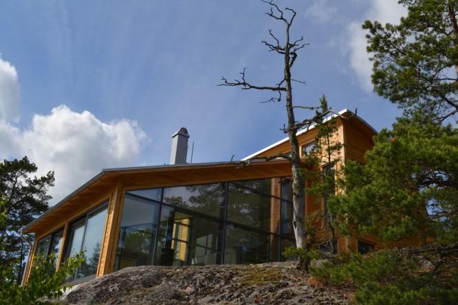 Rörvikshus finalist i tävlingen Årets hus 2015, Källa tävlingen, källa foto