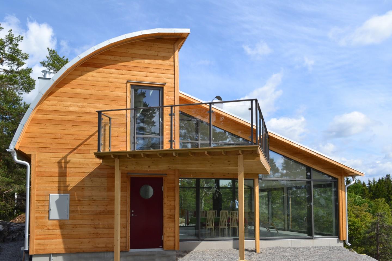 Nya huset - Från brand till Villa Bergstoppen - Page 13