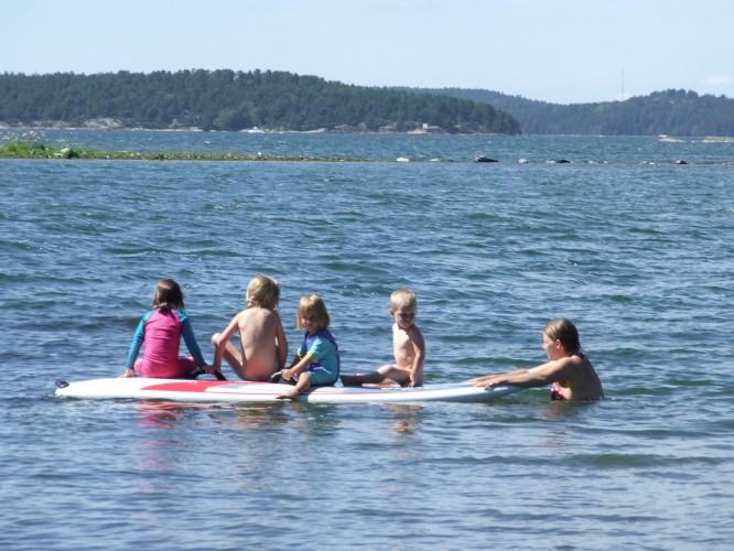 Vattenlek, 2007