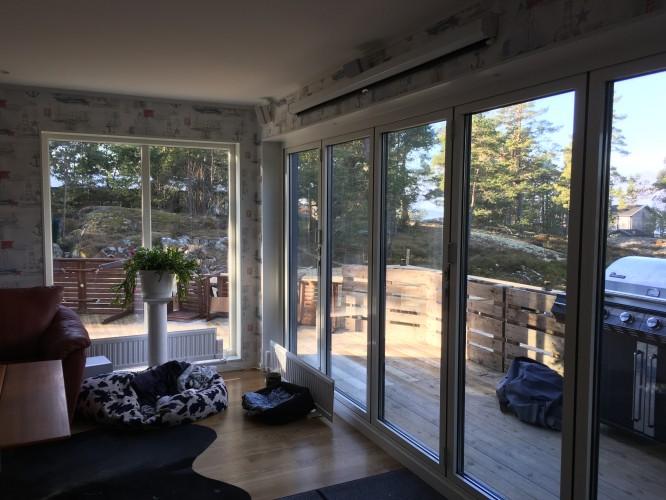 Vardagsrummets fönsterhörn i januari 2017