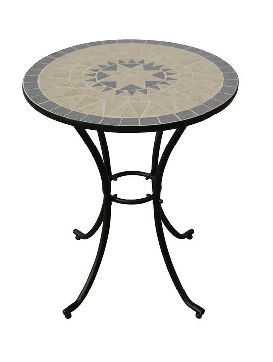 Cafébord från K-rauta.
