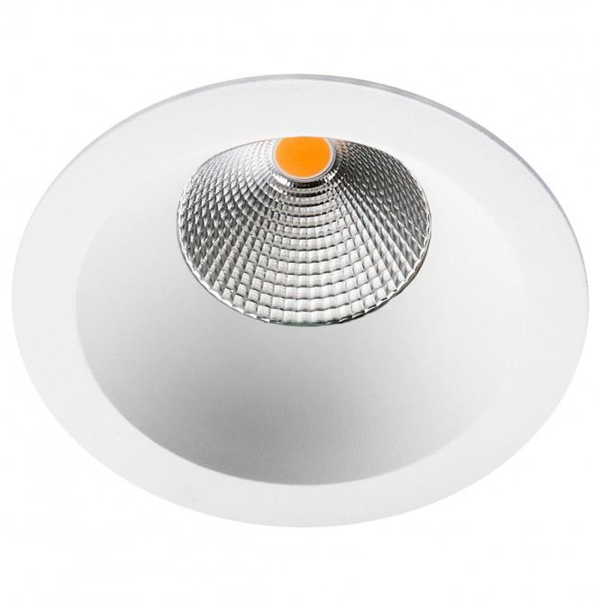 Spot; SOFT DIMTOWARM ISOSAFE MATT-VIT 6W LED 2000-2800K