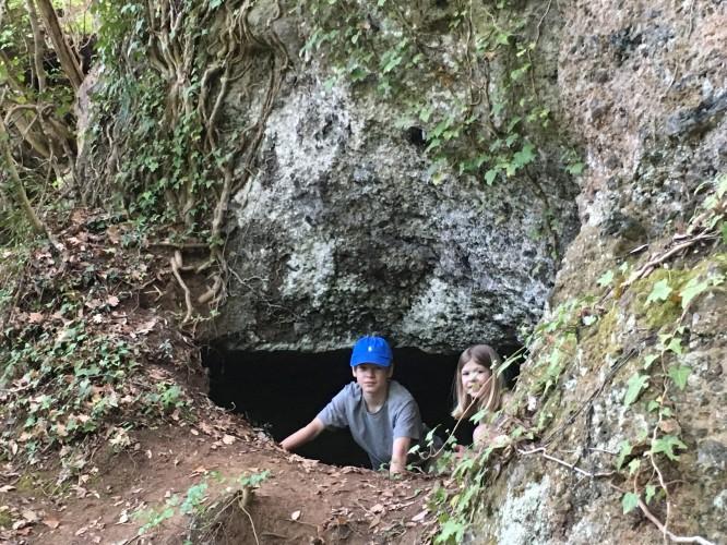 Grottor är till för att upptäckas, Barbarossa 16/4-2017