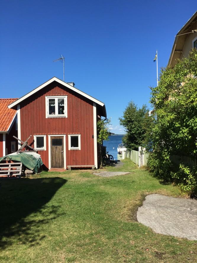 Sandhamn, en skärgårdsort som är svårt att inte älska